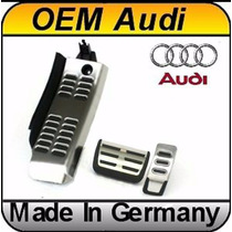 Pedales Originales Audi Rs4, S4 , A4 , Exeo,del 2002 Al 2008