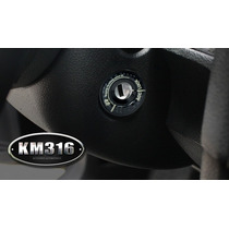 Cubre Switch Volkswagen Bora Jetta Golf Mk6 Negro