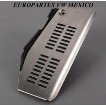 Pedal Posapie Aluminio Vw Clasico Jetta Golf A4 Beetle Tt