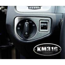 Embellecedor Marco Interruptor De Luz Volkswagen Golf Mk7
