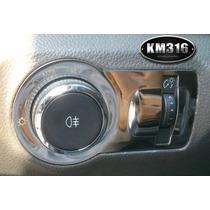 Embellecedor Marco Interruptor De Luz Chevrolet Cruze