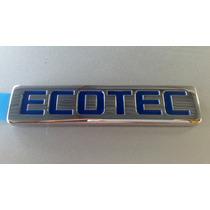 Emblema Ecotec Para Cruze Vbf