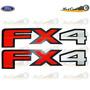 Ford F150 2015 2016 Fx4 Stickers Calcomanias Costado Batea