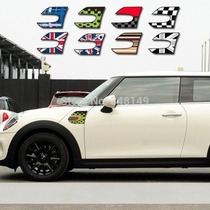 Mini Cooper F56 Sticker Para Focos Side Scuttles
