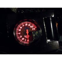 Tacometro Universal Para 4 - 6 - 8 Cilindros Autos Camioneta