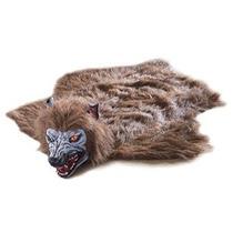 Animación Realista Del Hombre Lobo Tapetes Para Halloween -