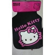 Tapetes Automóvil Hello Kitty