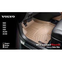 Tapetes Volvo Uso Rudo 1a Y 2a Fila Weathertech Floorliner