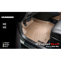 Tapetes Uso Rudo Weathertech Floorliner Hummer