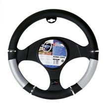Cubierta Del Volante - Sumex Poder Negro 37-39cm Race