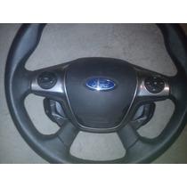 Volante De Ford Focus Seminuevo Con Air Bag Y Paletas