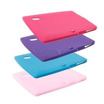 Funda Silicon Goma Tablet 7 Tableta Varios Colores A Elegir