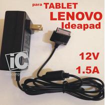 Cargador De Tablet Lenovo Ideapad K1 S1 Y100 78y7365 12v-1.5