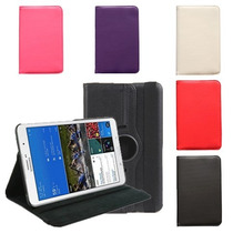 Funda Giratoria Samsung Galaxy Tab Pro 8.4 T320 + Mica + Sty