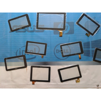 Touch Tablet 7 Varias Chinas Digitalizador