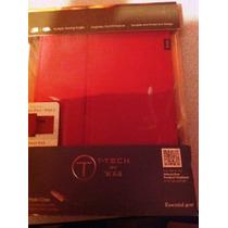 Funda Protectora Portafolio Para Ipad T-tech