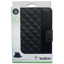 Funda Protectora Con Soporte Ipad Mini Belkin F7n007ttc0