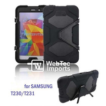 Survivor Case Uso Rudo Galaxy Tab 4 7.0 T230 +regalos Webtec