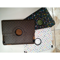 Funda Protectora Case Para Ipad Mini Tipo Louis Vuitton