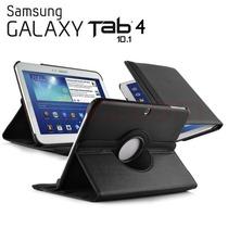 Kit Funda Giratoria Galaxy Tab 4 10.1 T530 Mica+stylus