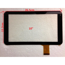 Touch Tablet 10.1 Pulgadas Tech Pad Wj510p11-v1.0 50 Pines
