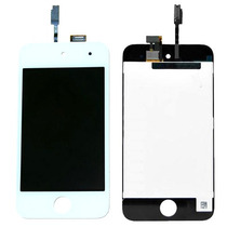 Lcd Pantalla + Touch Digitalizador Ipod 4 Gn Blanco Original