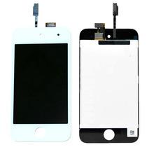 Lcd Pantalla + Touch Digitalizador Ipod 4 Gn Blanco Original