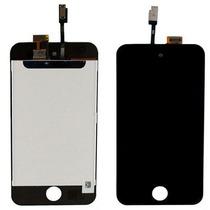 Lcd Pantalla + Touch Digitalizador Ipod 4 Gn Negro Original