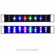 Lampara Led Full Spectrum 60cm 24 Led De 3w C/u Envío Gratis