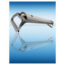Lampara De Aluminio Sunny 120cm Mod. Stl-30a