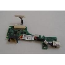 Tarjeta Power Jack Y Conector De Batería Hp Mini 110 Series
