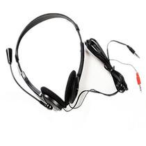 Audifono Diadema Para Pc Laptop Computadora Microfono Skype