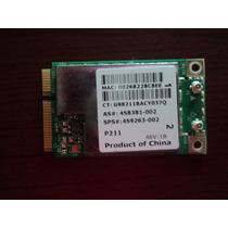 Tarjeta Inalambrica Wifi Hp Compaq Cq40/cq41/dv4