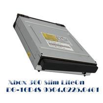 Nuevo Lector Xbox 360 Slim Liteon Dg-16d4s 9504,0225,0401
