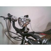 Juego De Luces Con Dinamo Para Bicicleta Estilo Retro