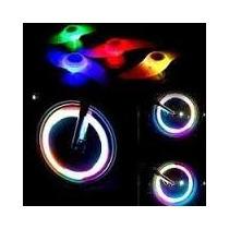Iluminacion Led.para Bici,accesorios Luminosos,silicon