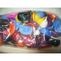Gcg Lote Mini Sombreros Para Chicleras 100 Pzas