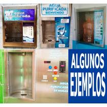 Tarjeta Vending De Agua Purificada,tragamonedas, Monedero