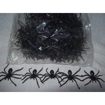Gcg Bolsa Con Arañas Negras Halloween 100 Pzas Css