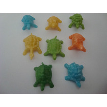 Tortuga De Colores , Juguete Para Maquina Chiclera.
