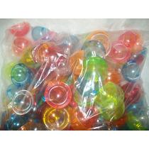 Gcg Lote De Capsulas Color Para Chicleras 1 Pulgada 100 Pzas