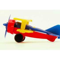 Avion Armable. Juguete Miniatura Para Maquina Chiclera.