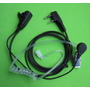 Micrófono/audífono Manos Libres Radios Kenwood
