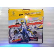 Kit Engranes De Transmicion Yamaha Fz16