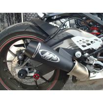Escape S1000rr Aluminio Bmw M4 R6 Gsxr Bck Mate Motomaniaco