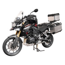 Kit Triumph Tiger 1200 Maletas Laterales Metalicas Moto