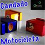 Candado De Seguridad De Disco Para Moto Monster Edition