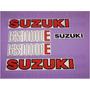 Kit De Stickers Calcomanias Para Moto Suzuki Gs1100e