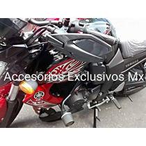 Protector Puños Hand Guards Deportivos Fz Pulsar Yamaha Bws