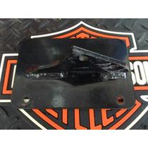 Base De Porta Placas Motocicleta Chopper Bobber Universal